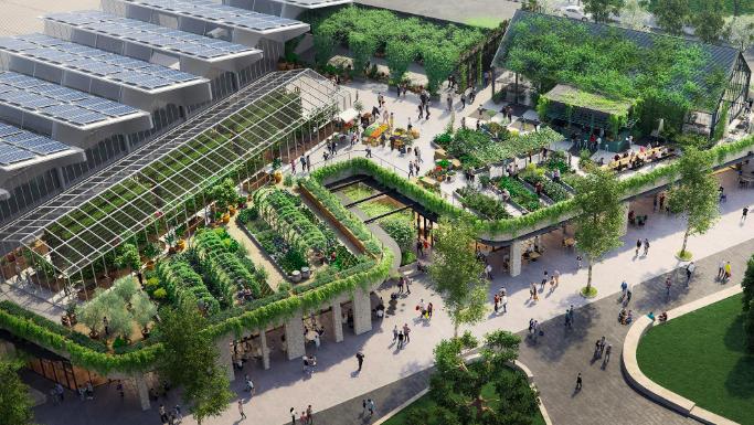 Living Future Institute reconhece o shopping como o mais sustentável