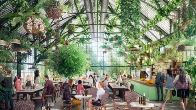 Shopping Burwood Brickworks tem reconhecimento do Living Future Institute de sustentabilidade